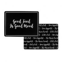 Price & Kensington Script Placemats - Set 4